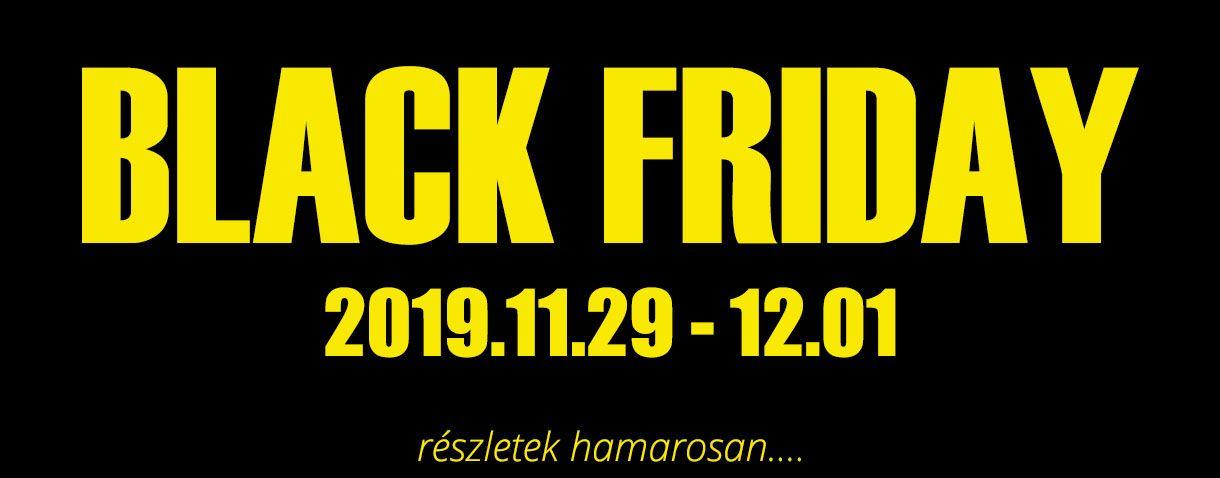 Black Friday sportszer - blackfriday sportbolt