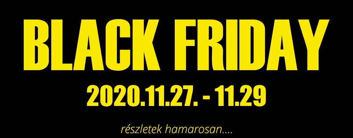 Black Friday 2020 sportszer - blackfriday sportbolt