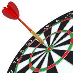 A darts nyíl