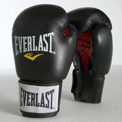 Everlast Moulded műbőr boxkesztyű teszt