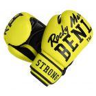 Benlee Chunky műbőr citromsárga boxkesztyű