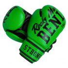 Benlee Chunky műbőr zöld boxkesztyű